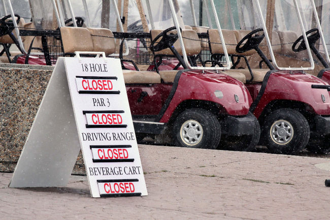 McCall Lake Golf Course to Close After 2014 Season