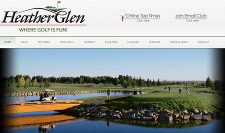 HeatherGlen Golf Course Summer Promotions